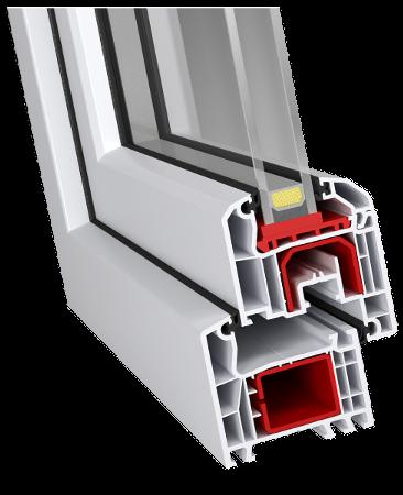 okno Ideal 4000 (SL RL)