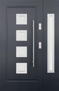Drzwi zewnętrzne wzór