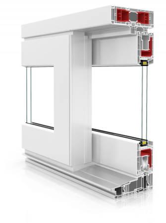 okno Patio Automatic